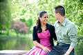 Engagement Pictures on Boston Common and Waterfront :: Neeta + Rich